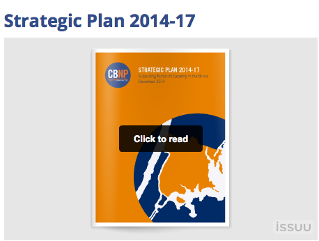 Logo Strategic plan