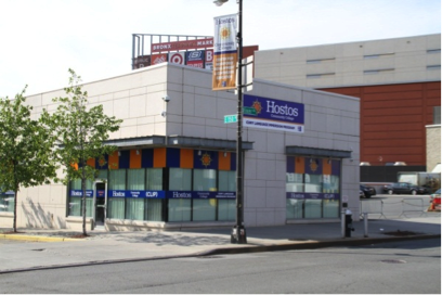 The new CUNY Language Immersion Program (CLIP) at Hostos, moved to a new building at 590 Exterior Street