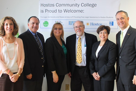 Single Stop Program at Hostos expands services