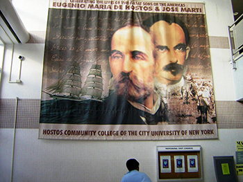Hostos and Martí in New York City