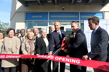 Continuing Education & Workforce Development opens two new $1.4 million facility
