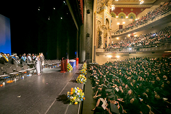 Hostos Community College graduates its largest graduating class to date