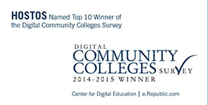 Hostos finishes 1st place in National Technology Survey