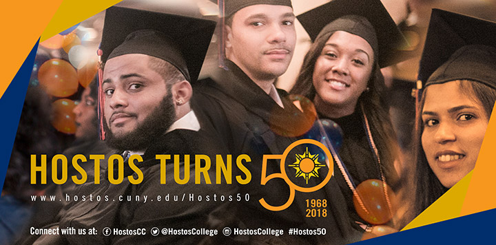 Hostos Community College Turns 50: 1968-2018
