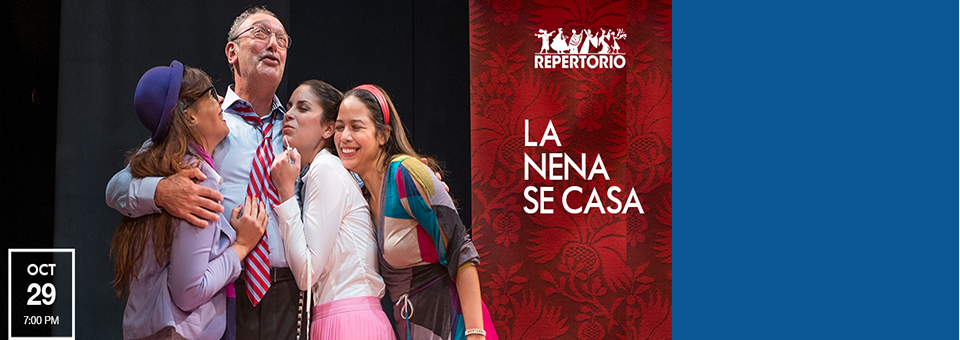 Repertorio Presents: La Nena Se Casa
