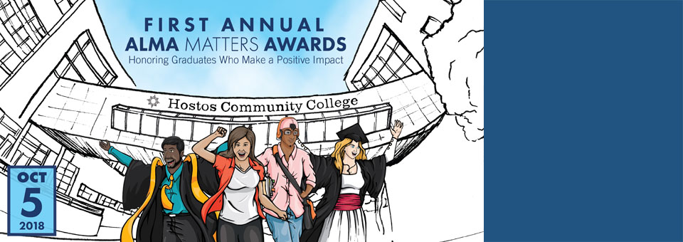 First Annual Alma Matters Awards