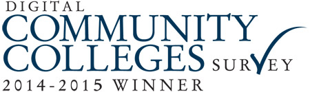 Digital Community Colleges Survey 2014-2015 Winner