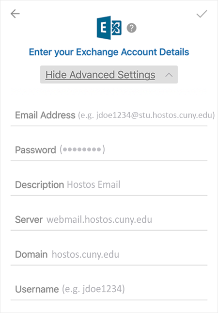 Email (Outlook) Help (Students Only)