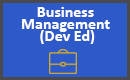 Bsuiness Management Dev Ed