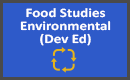 Food Studies Environmental Dev Ed