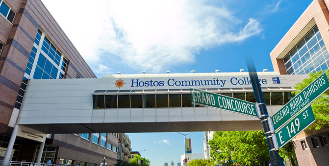 Hostos Campus Map.Campus Map Hostos Community College