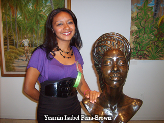 Yezmin Isabel Pena-Brown