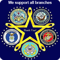 We support all branches
