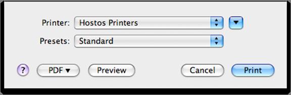 Hostos Printers