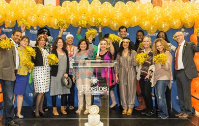 Hostos Community College of The City University of New York announced the kick-off of its 50th anniversary season, Transforming Lives, Forging Futures since 1968, and its year-long, event-filled celebration that will run through June 2018.