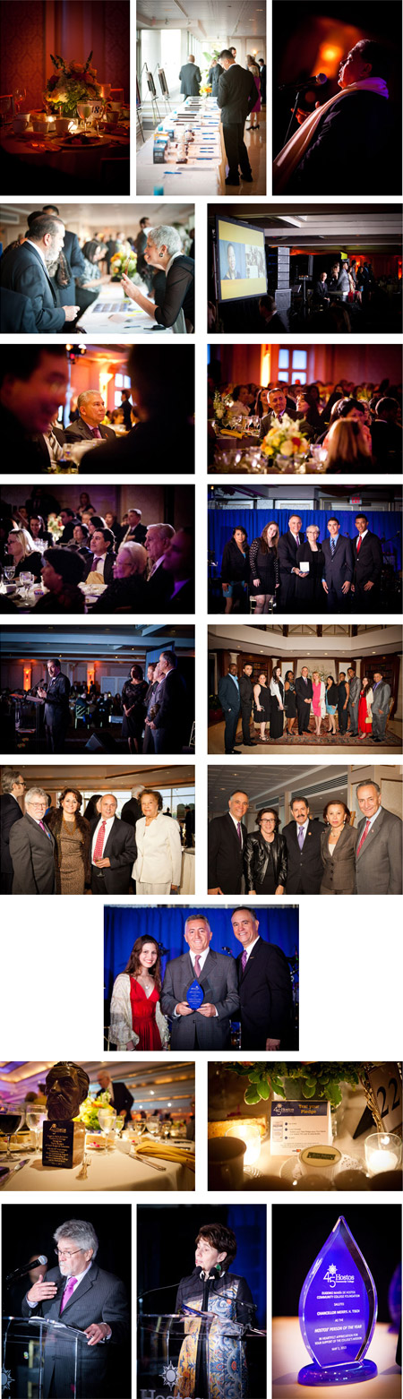 Highlights of our 45th Anniversary Gala