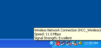Hostos' Wireless Network