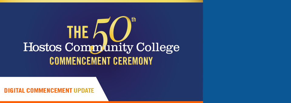 Hostos' 50th Commencement Ceremony