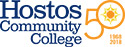 Hostos50 Primary logo package