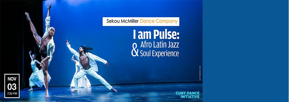 I am Pulse: Afro Latin & Soul Experience