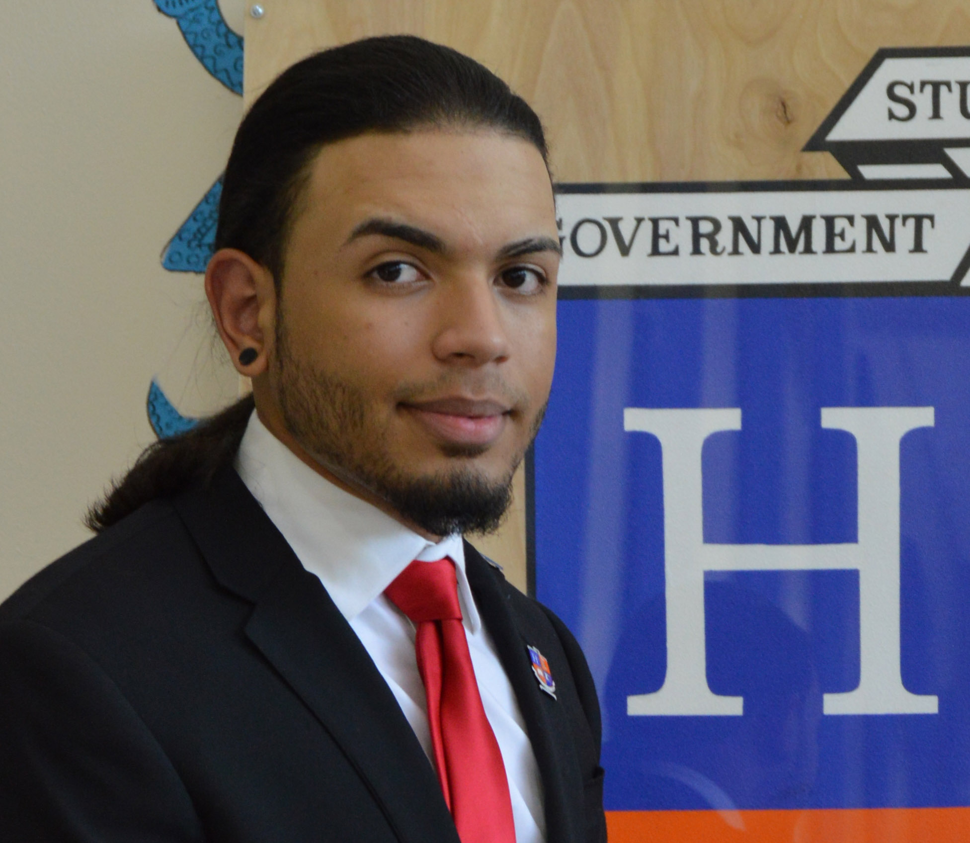 Pedro Minaya, Vice President for Student Affairs