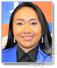 Leydi Bautista, Vice President for Academic Affairs/Chair of Senate