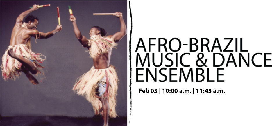 Afro-Brazilian Music and Dance Ensemble