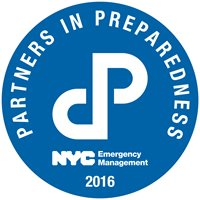 banner for NYC Emergency management.